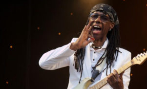 Nile Rodgers brings Chic to headline Bestival 2014