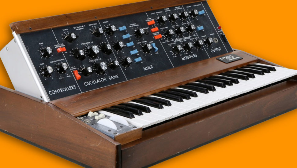 The 14 Most Important Synths In Electronic Music History And The