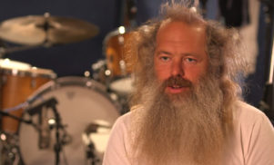 Rick Rubin receives lifetime achievement from David Lynch Foundation, talks transcendental meditation and music