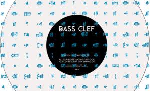 Stream Bass Clef's acidic new cut 'Self-Perpetuating Fun Loop'