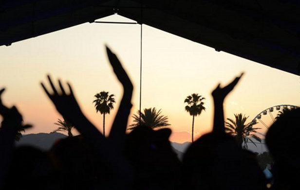 Acid, aliens and no bald phalanges: Joe Muggs does Coachella
