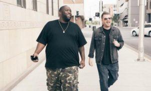 Run the Jewels collaborate with Zack de la Rocha and Travis Barker
