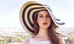 Hear Lana Del Rey's new single 'West Coast'