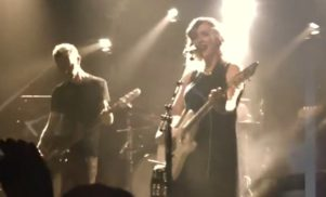 Watch Slowdive play 'When The Sun Hits' at London reunion show