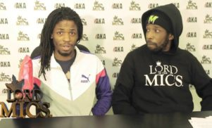 Watch Big H walking off stage, arguing with Jammer and having his outfit mocked at Lord of the Mics clash