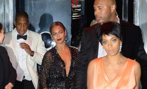 Video purporting to show Solange assaulting Jay Z surfaces