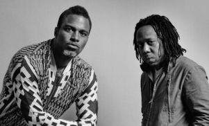 Experimental rap duo Shabazz Palaces prep new album Lese Majesty