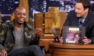 """That's a Prince judo move right there"": Dave Chappelle on Prince cover, and first meeting Kanye"