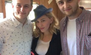 Is a Disclosure and Madonna collaboration in the cards?