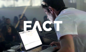 FACT TV at Mutek: Fluxion