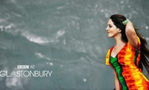 Glastonbury Day 5: Watch Lana Del Rey's set in full