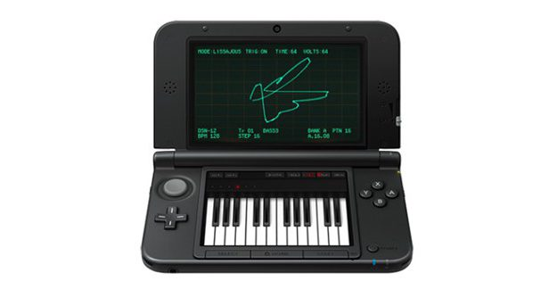 Korg Nintendo Synth