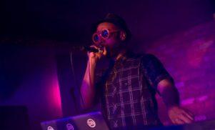 Stream Seven Davis Jr's refix of Prince's 'Purple Music'