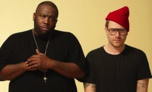 Hear a tantalising snippet from El-P and Killer Mike's new Run The Jewels LP