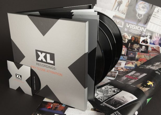 XL Recordings documents 25 years with 4xLP boxset, Pay Close Attention
