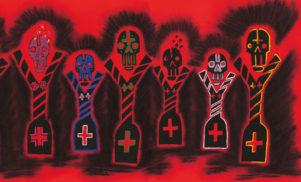 Cut Hands announces new album Festival of the Dead; hear 'The Claw'