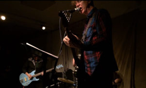 Watch fan footage of The Thurston Moore Band's live at London's Cafe Oto