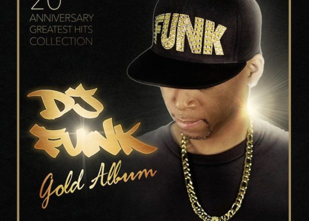 DJ Funk celebrates 20 years of booty house with 3-CD greatest hits collection