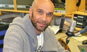 """""""I'm sorry if my dog bit you in the face, I shouldn't have left him in the passenger seat"""": listen to Radio 4's Goldie documentary"""