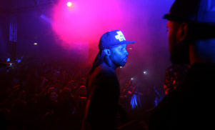 Watch Skepta, JME and Jammer perform 'That's Not Me' at Ceremony 2014