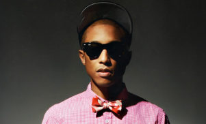 Pharrell Williams' 'Happy' becomes the UK's most downloaded track of all time