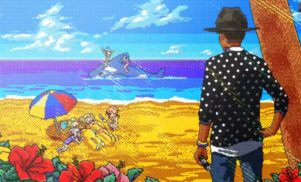 Watch Pharrell's 'It Girl' video produced by Takashi Murakami