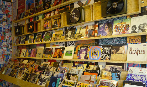 Urban Outfitters sell more records than any other retailer