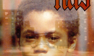 Check out this 1994 promo cassette of Nas's Illmatic