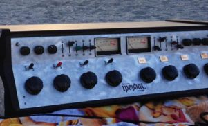 Hear a homemade synthesizer turn weather into music