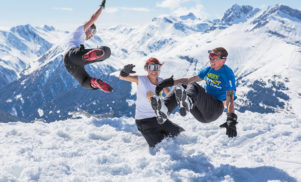 Snowbombing announces first acts for 2015 with Skrillex, Basement Jaxx, Modeselektor and more