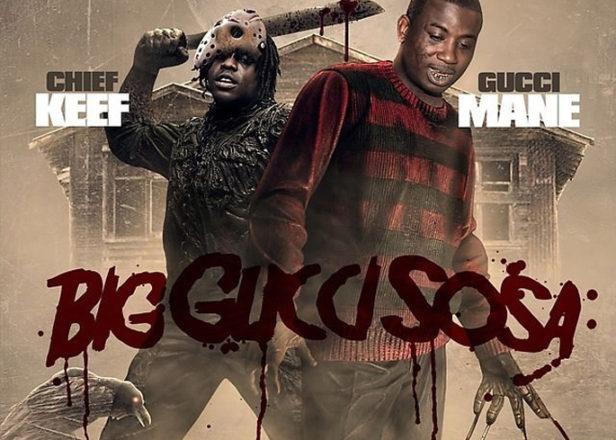 Stream Gucci Mane and Chief Keef's collaborative mixtape Big Gucci Sosa