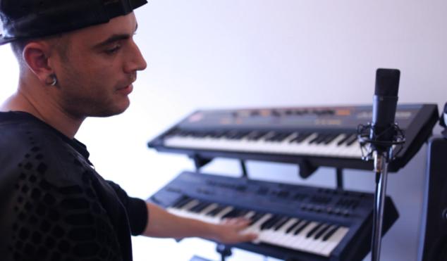 Alix Perez – In The Studio
