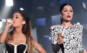 Ariana Grande and Jessie J to cover Brandy and Monica's 'The Boy Is Mine'
