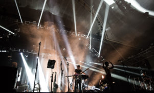Photos: Bonobo live at Alexandra Palace, London