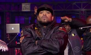 Watch Wu-Tang Clan cause a 'Ruckus In B Minor' on David Letterman