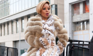 Stream Mary J. Blige's new album The London Sessions in full