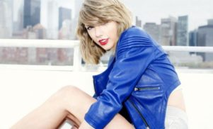 Taylor Swift sells 1.2 million copies of her album in its first week, that's 2 every second