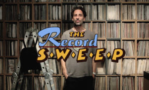 The Record Sweep: Luke Vibert