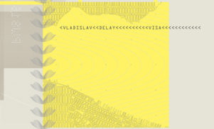 Stream Vladislav Delay's beatless Visa in full