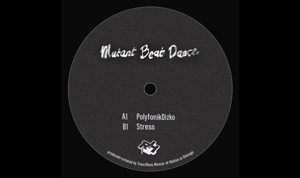 """Beau Wanzer and Traxx revive Mutant Beat Dance with a new 12"""" for Rush Hour"""