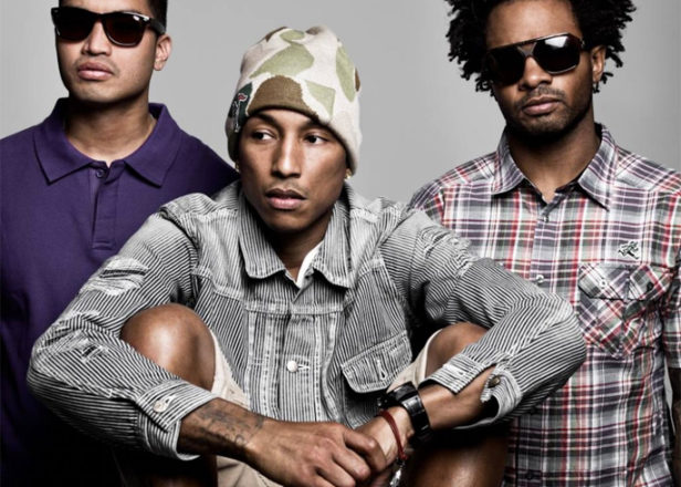 N.E.R.D. reunite for 'Squeeze Me' — stream it now