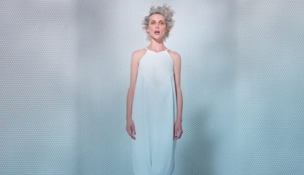 Watch the glossy video for St. Vincent's 'Birth In Reverse'