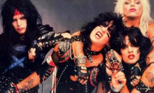 Mötley Crüe's sick memoir The Dirt picked up by arthouse film company behind Moonrise Kingdom