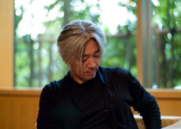 Ryuichi Sakamoto joins Taylor Deupree and Illuha for live album