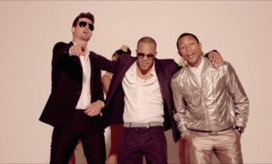 'Blurred Lines' vs Marvin Gaye: Lawyer for Pharrell and Robin Thicke demands that songs are not played in court