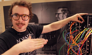 Watch Patricia demo Moog's new remake of the legendary Model 15 Modular Synth