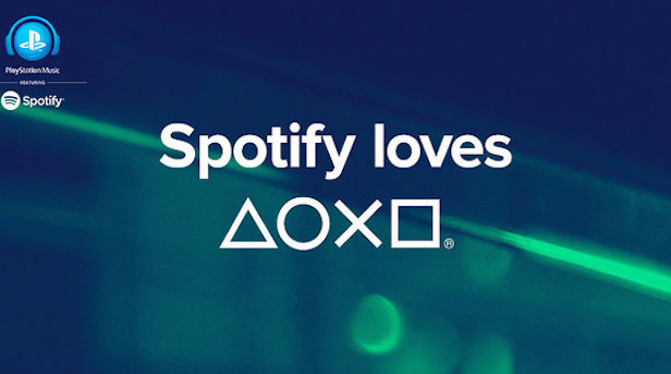 Sony teams with Spotify for Playstation Music service