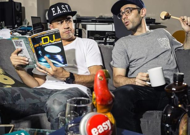 Shiftee and Enferno unite as E.A.S.Y. on maximalist 'Coming Around Again'