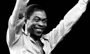 Hear Fela Kuti's very first recording from 1960