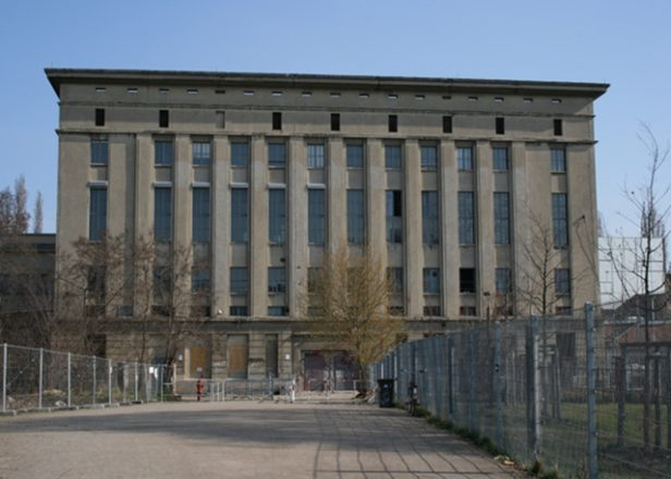 Berghain celebrates tenth anniversary with a book
